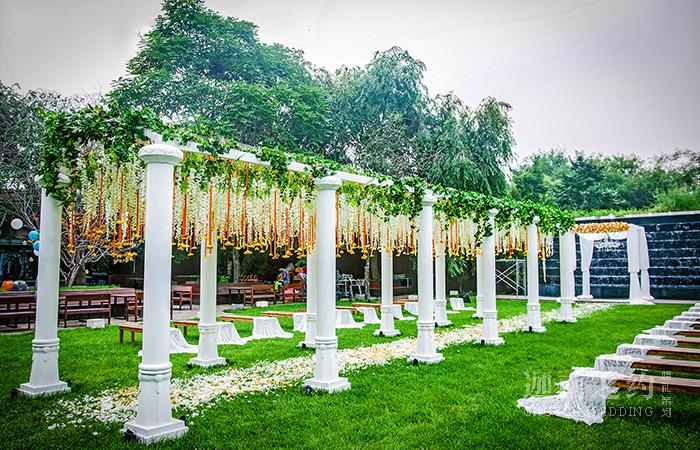 在天津如何设计小清新的婚礼